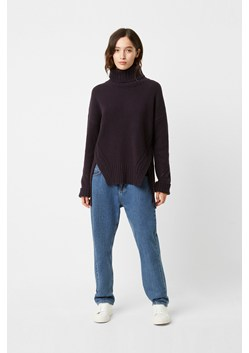 Sola Ladder Knits Roll Neck Jumper