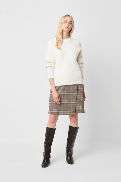 Complete the Look Rufina Knits Crew Neck Jumper