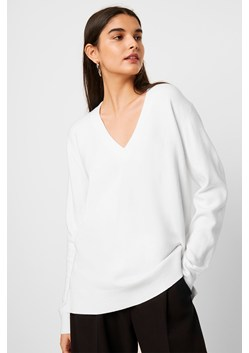 Slim V Neck Jumper