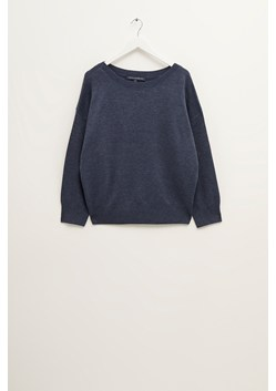 Slash Neck Jumper