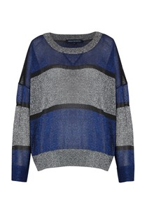 Stripe Twinkle Knit Jumper