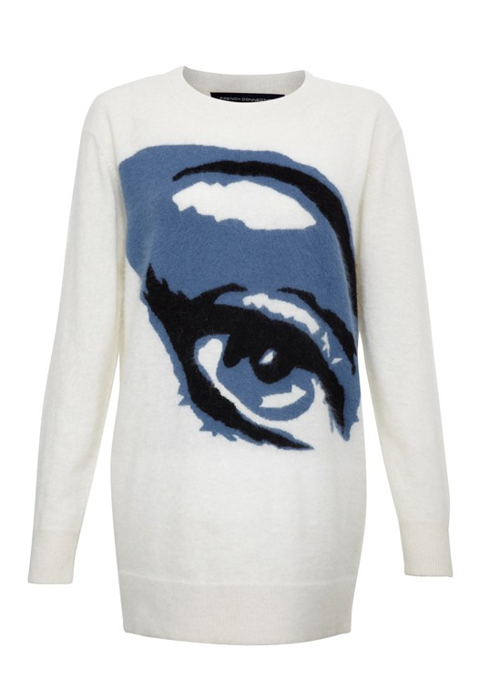 Eye Dazzle Knitted Jumper