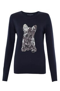 Sparkle Pugs Jumper
