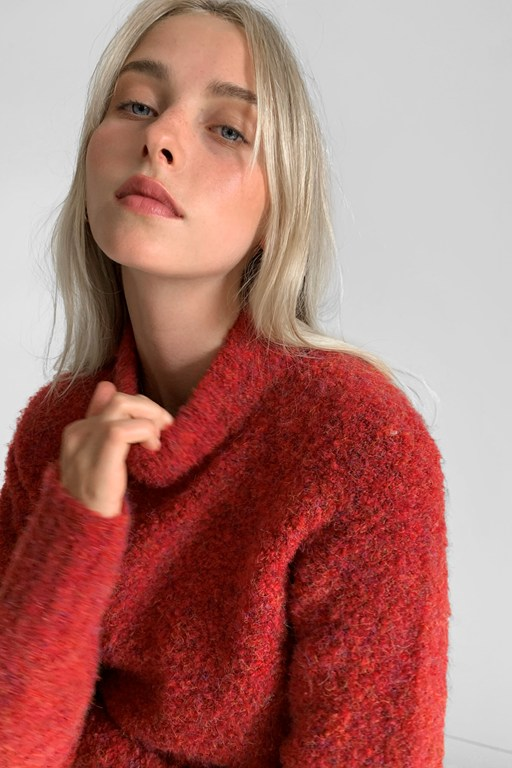 Complete the Look Kate Knits Crew Neck Jumper