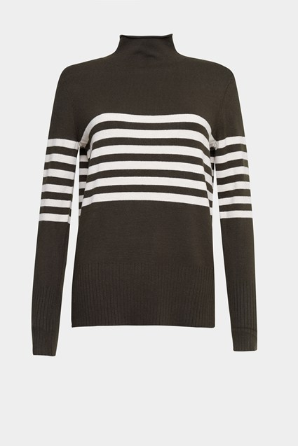 Babysoft Striped Jumper