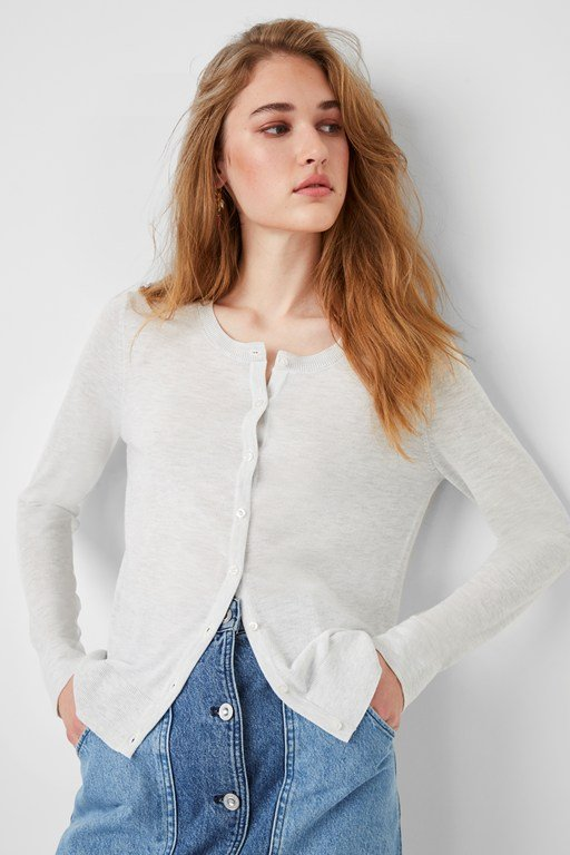 loxi recycled cardigan