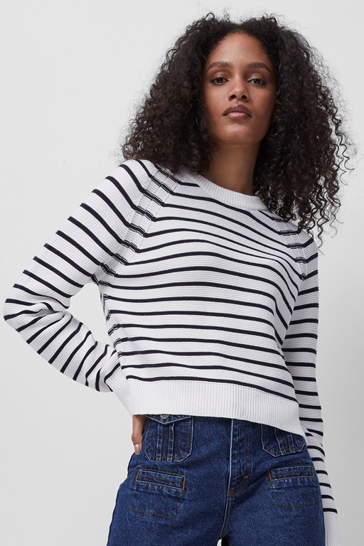 lillie mozart stripe jumper