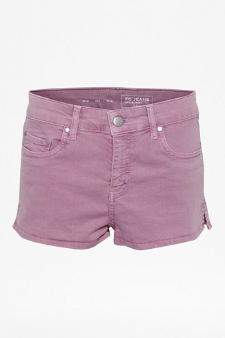 Leggy Pop Mini Shorts