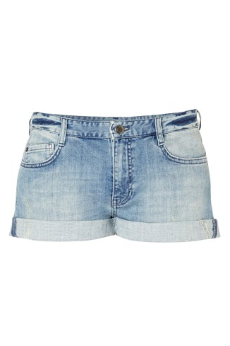 Afterglow Denim Shorts