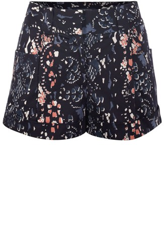 Raquella Cotton Shorts