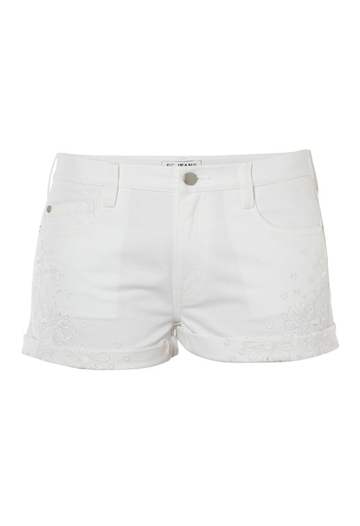 Southwest Denim Shorts