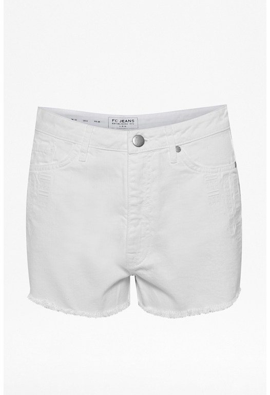 Cruiser Mini Denim Shorts