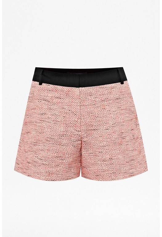 Bel Air Tweed Shorts