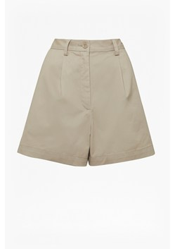 Ismene Collman Cotton High Waisted Shorts
