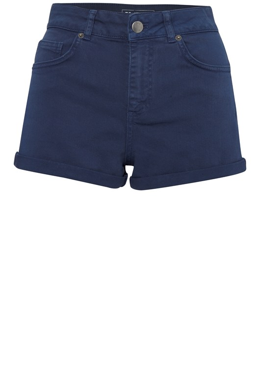 Pop Denim Shorts