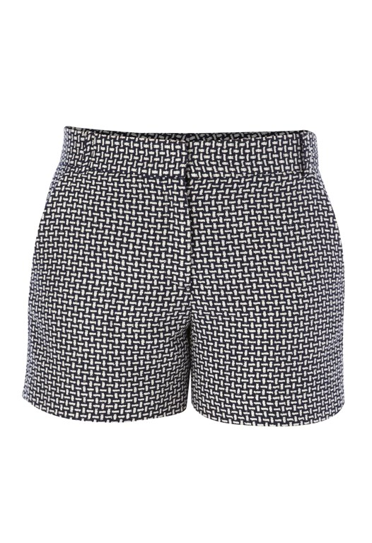 Bonser Checked Shorts