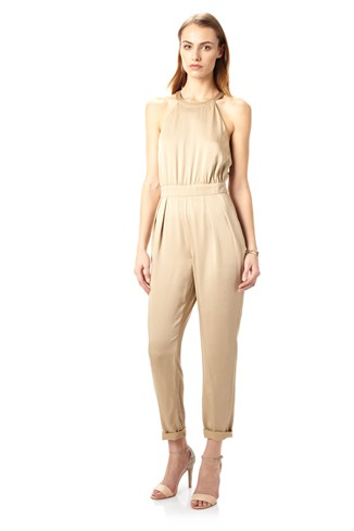 Forever Draped Jumpsuit