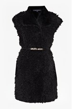Looks Great With Fallon Faux Fur Gilet