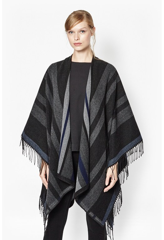 Waterfall Blanket Cardigan