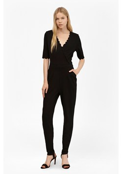 Beau Scallop Trim Jumpsuit