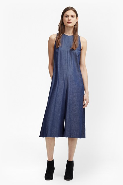 Dew Denim Jumpsuit