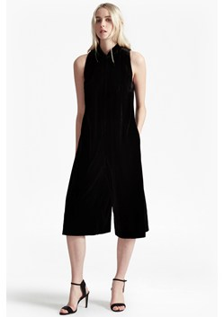 Evening Dew Velvet Jumpsuit