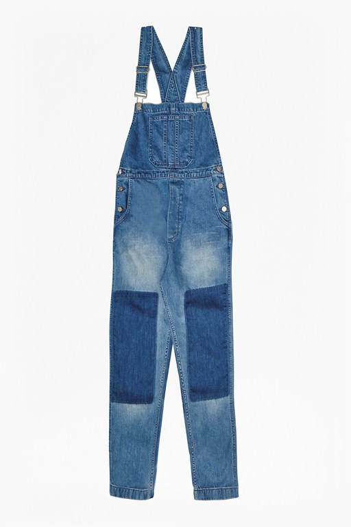 blue shadow dungarees