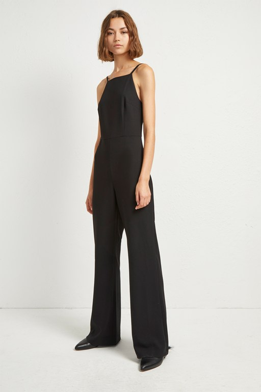 whisper ruth strappy jumpsuit