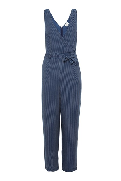 Julienne Stripe Jumpsuit
