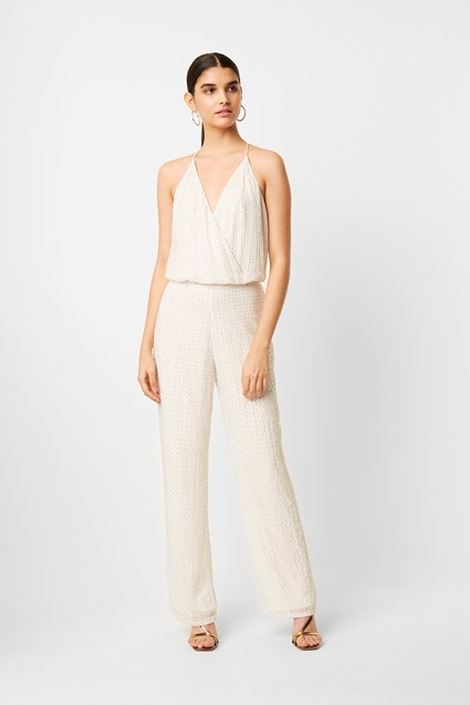 Clara Embellished Strappy Jumpsuit