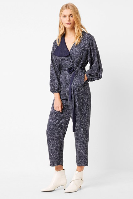 Chinwe Mix Print Jumpsuit
