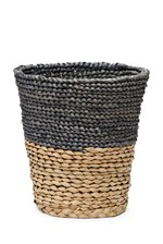 Looks Great With Woven Straw Bin