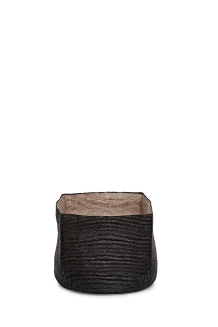 Square Straw Basket - Small