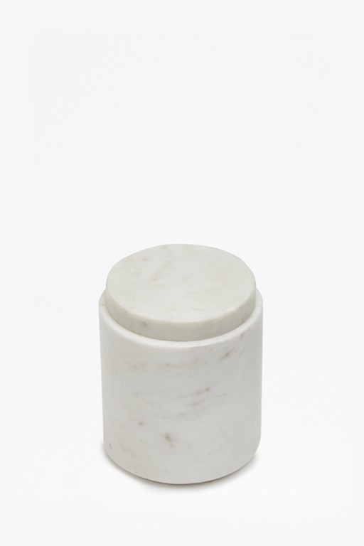 Complete the Look Small Marble Container