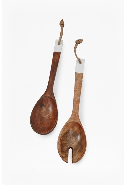 Dipped Salad Servers