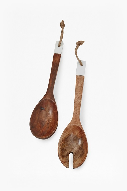 Complete the Look Dipped Salad Servers