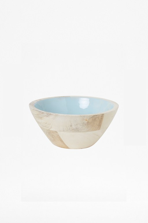 Complete the Look Menthe Small Enamelled Bowl