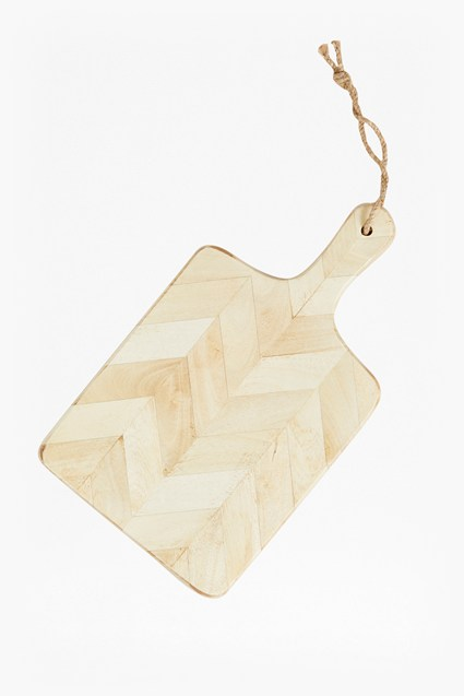Sun Bleach Parquet Small Board