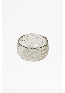 Luxe Recycled Glass Clear Bowl