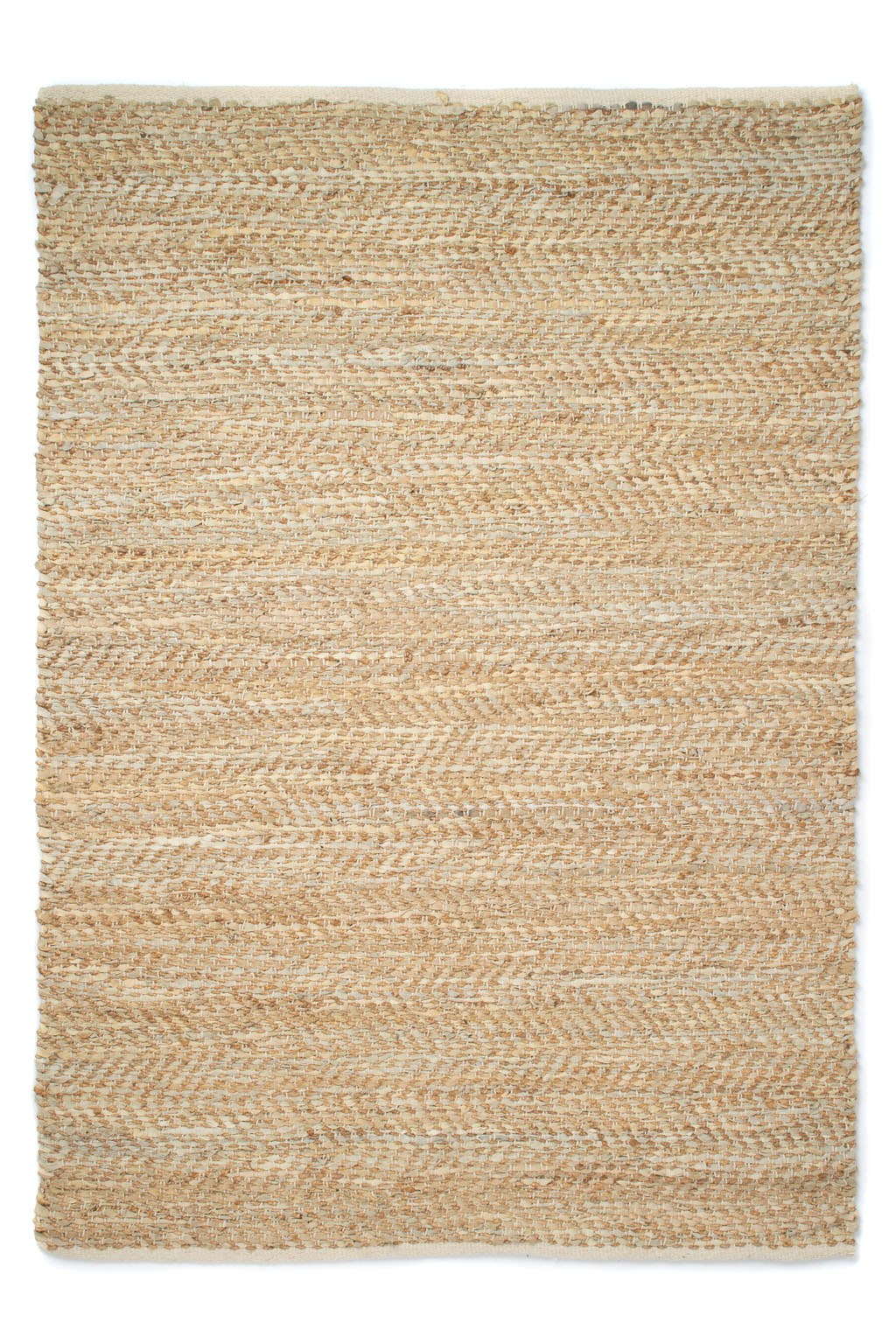 Brand new woven leather rug | Furniture Shop ES91