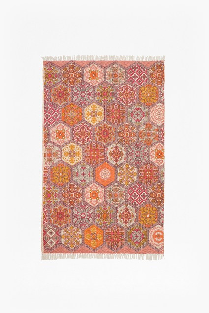 Medium Safi Tile Rug