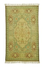 Looks Great With Green Field Cotton Rug