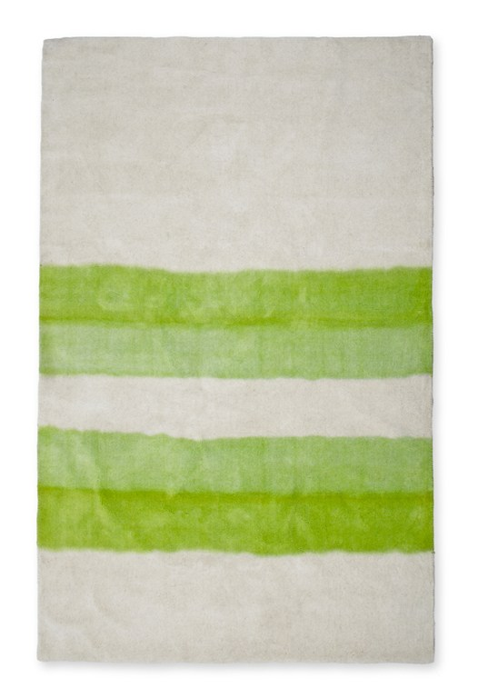 Green Fingers Wool Rug