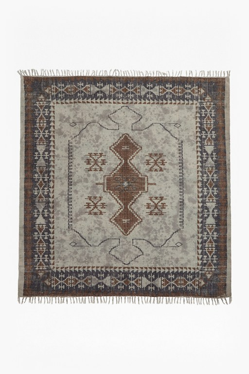 Complete the Look Large Vintage King Rug