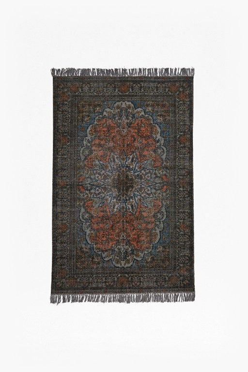 Complete the Look Blue Jasmine Rug
