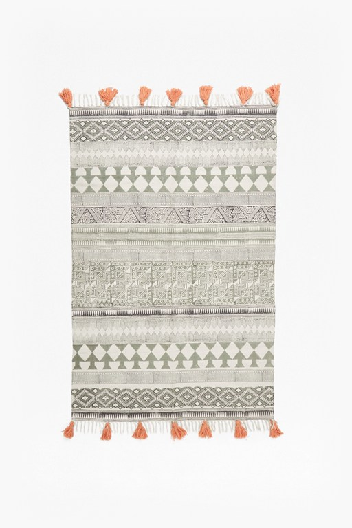 Complete the Look Aztec Geo Rug