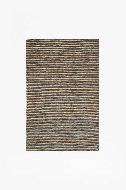Jute And Leather Rug Collection French Connection