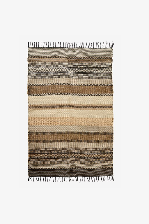 Complete the Look Tidelines Jute Woven Rug