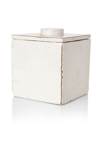Kiln Fired Ceramic Storage Box