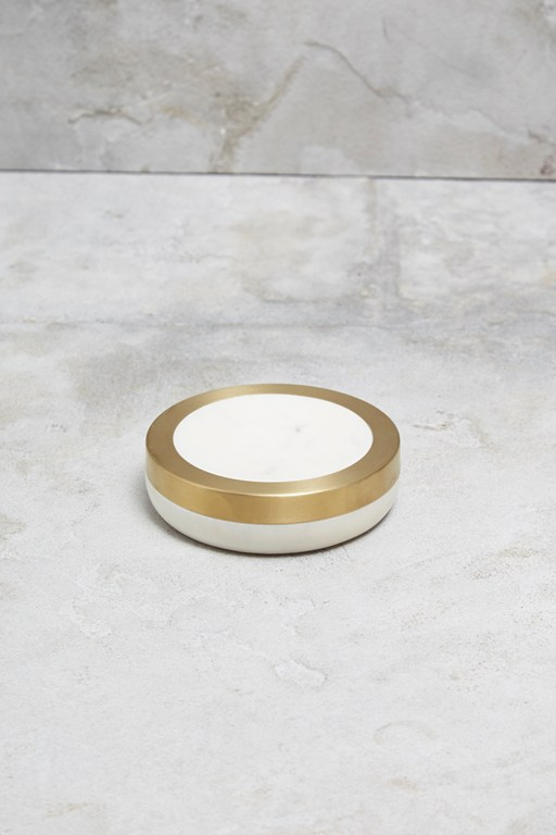 marble soap dish